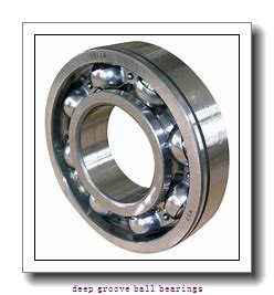 150 mm x 225 mm x 35 mm  SKF 6030-RS1 deep groove ball bearings