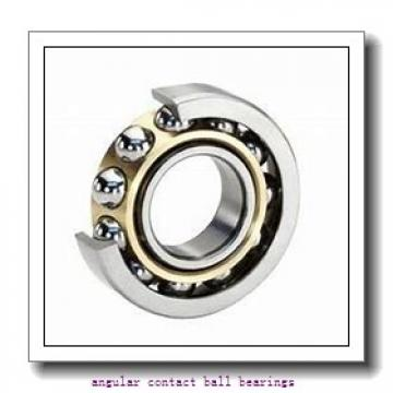 ISO QJ320 angular contact ball bearings
