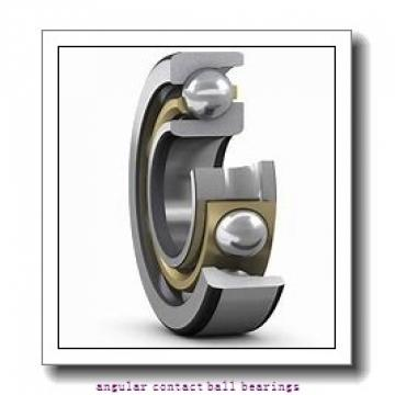 ISO 7317 BDT angular contact ball bearings