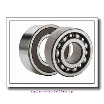 90 mm x 160 mm x 30 mm  NTN 7218 angular contact ball bearings