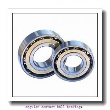 55 mm x 90 mm x 22 mm  NSK 55BNR20SV1V angular contact ball bearings