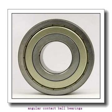 AST 5219 angular contact ball bearings