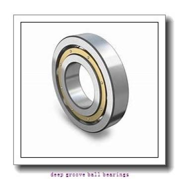 20,000 mm x 47,000 mm x 15,875 mm  NTN WC87504 deep groove ball bearings