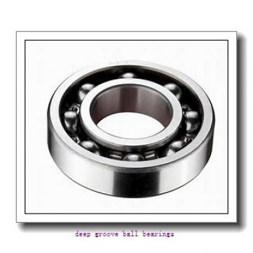 6 mm x 15 mm x 5 mm  NKE 619/6 deep groove ball bearings