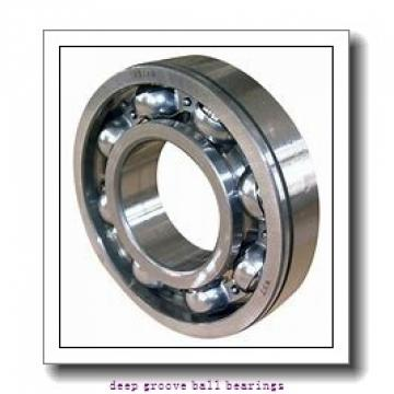 Toyana 619/7 deep groove ball bearings